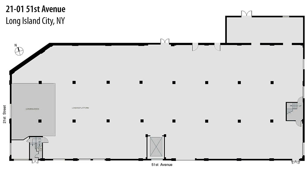 Open Floor Plan - ground floor