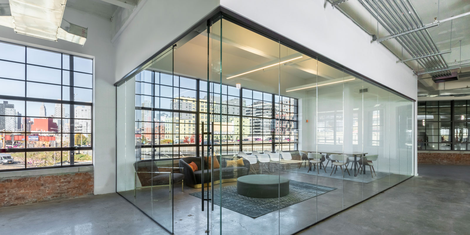 Private office space for rent at the Cardinal Building